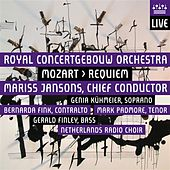 Mozart: Requiem (Live) by Various Artists