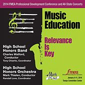 2014 Florida Music Educators Association (FMEA): High School Honors Band & High School Honors Orchestra von Various Artists