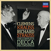 Clemens Krauss - Richard Strauss - The Complete Decca Recordings von Various Artists