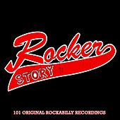 Rocker Story (101 Original Rockabilly Recordings) de Various Artists