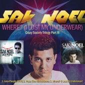 Where? (I Lost My Underwear) by Sak Noel