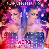 Werq (Remixes 1) by Carmen Electra