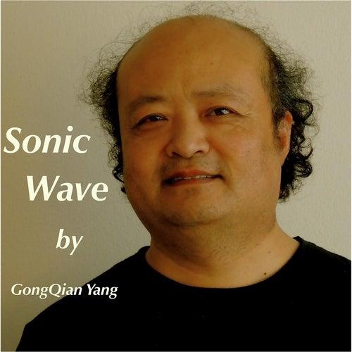 Sonic Wave By Gong Qian Yang by Gong-Qian Yang