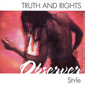 Truth & Rights Observer Style de Various Artists