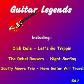 Guitar Legends, Vol.1 de Various Artists