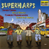 Superharps by James Cotton
