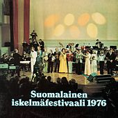 Suomalainen iskelmäfestivaali 1976 von Various Artists