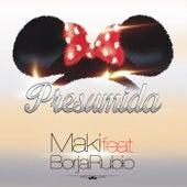 Presumida (feat. Borja Rubio) de Maki