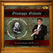 G.P. Telemann: Heldenmusik in D Major for Trumpet, Organ and Timpani, No. 1: Maestoso by Giuseppe Galante