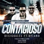 Contagioso (feat. Dyland) de Los Desiguales