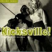 Kicksville Volume 3 de Various Artists