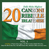 20 delle Molto Migliore Canzoni Ribelle Irlandese, Vol. 3 von Various Artists