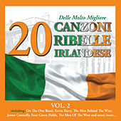 20 delle Molto Migliore Canzoni Ribelle Irlandese, Vol. 2 by Various Artists