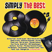 Simply the Best 80's de Various Artists