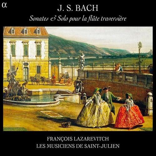 J.S. Bach: Works for Flute by François Lazarevitch