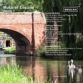 Music of England, Vol. 7 by Various Artists