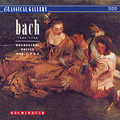 Bach: Orchestra Suites Nos. 1, 2 & 3 by Slovak Chamberorchestra