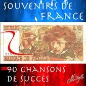 Souvenirs de France (90 chansons de succès) von Various Artists