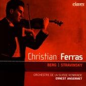 Christian Ferras: Berg & Stravinsky de Christian Ferras