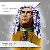 Bachs Violin Concerto E Major BWV 1042: II. by The Classic-UpToDate Orchestra