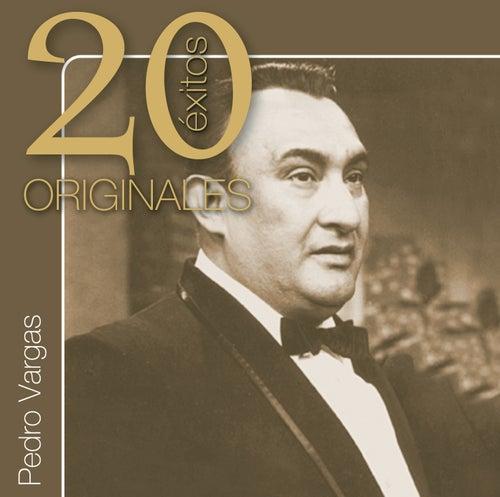 20 Exitos Originales by Pedro Vargas