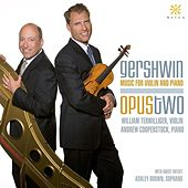 Gershwin: Music for Violin & Piano de Various Artists
