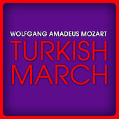 Wolfgang Amadeus Mozart: Turkish March by Margarete Babinsky