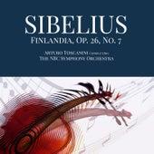 Sibelius: Finlandia, Op. 26, No. 7 de NBC Symphony Orchestra