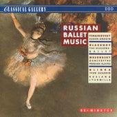 Tchaikovsky - Glazunov - Mussorgsky - Glinka: Russian Ballet Music di Radio Symphony Orchestra Bratislava