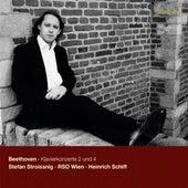 Beethoven: Piano Concertos Nos. 2 & 4 de Stefan Stroissnig