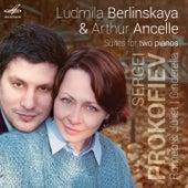 Berlinskaya & Ancelle: Suites for Two Pianos von Ludmila Berlinskaya