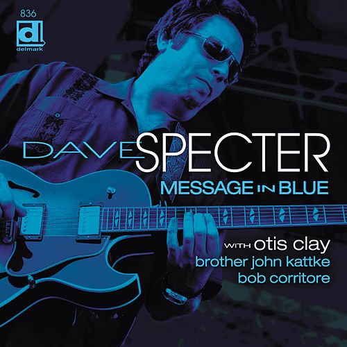 Message in Blue by Dave Specter