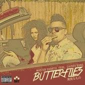 Butterflies by Master Shortie