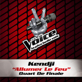 Allumer Le Feu - The Voice 3 by Kendji Girac