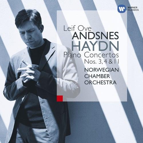 Haydn: Piano Concertos by Leif Ove Andsnes