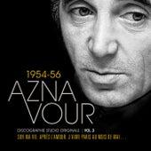 Vol.3 - 1954/56 Discographie Studio Originale de Charles Aznavour