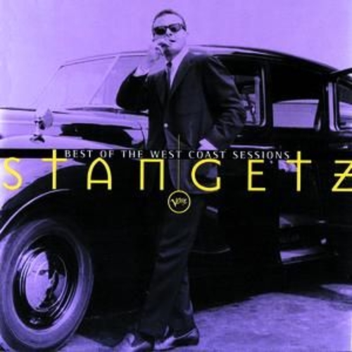 Best Of The West Coast Sessions by Stan Getz