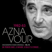 Vol.19 - 1982/83 Discographie Studio Originale de Charles Aznavour