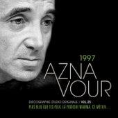 Vol.25 - 1997 Discographie Studio Originale de Charles Aznavour