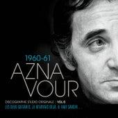 Vol.6 - 1960/61 Discographie Studio Originale de Charles Aznavour