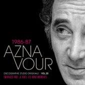 Vol.20 - 1986/87 Discographie Studio Originale de Charles Aznavour