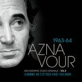Vol.8 - 1963/64 Discographie Studio Originale de Charles Aznavour