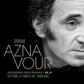 Vol. 24 - 1994 Discographie studio originale de Charles Aznavour