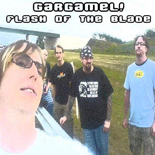 Flash of the Blade by Gargamel!