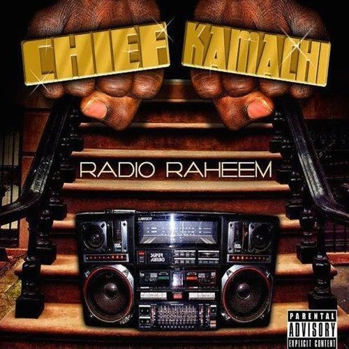 Radio Raheem by Chief Kamachi
