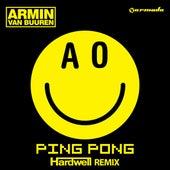 Ping Pong (Hardwell Remix) von Armin Van Buuren