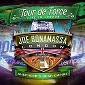 Tour De Force: Live In London - Shepherd's Bush Empire de Joe Bonamassa