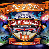 Tour De Force: Live In London - Hammersmith Apollo de Joe Bonamassa