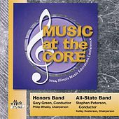 2014 Illinois Music Educators Association (ILMEA): Honors Band & All-State Band von Various Artists