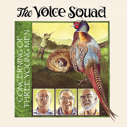 Concerning of Three Young Men by The Voice Squad